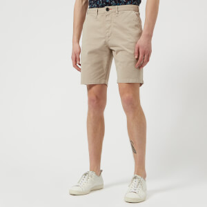 PS by Paul Smith Men's Standard Fit Shorts - Stone