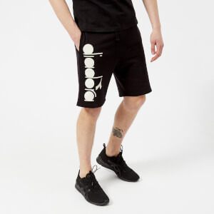 Diadora Men's Bermuda Shorts - Black