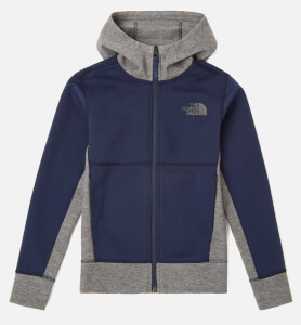 The North Face Boy's Slacker Hoodie - Cosmic Blue
