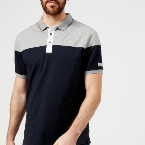 Barbour International Men's Catalyst Polo Shirt - Navy