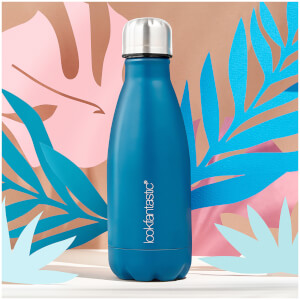 lookfantastic Stainless Steel Water Bottle