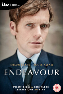 Endeavour Series 1 - 5