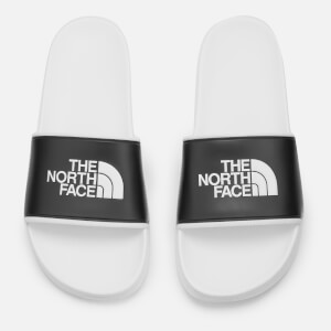 The North Face Men's Base Camp 2 Slide Sandals - TNF White/TNF Black
