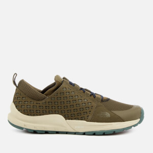 The North Face Men's Mountain Sneakers - Beech Green/Urban Navy