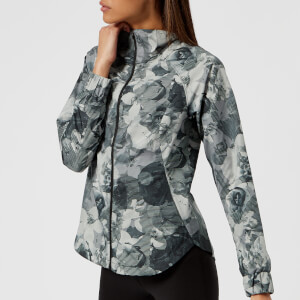 The North Face Women's Reactor Jacket - TNF Black Botanical Print