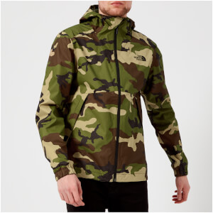 The North Face Men's Millerton Jacket - Terrarium Green Woodland Camo Print