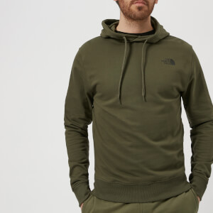 The North Face Men's Seasonal Drew Peak Pullover Light Hoodie - New Taupe Green