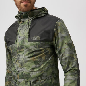 The North Face Men's 1985 Seasonal Celebration Mountain Jacket - English Green Camo Print