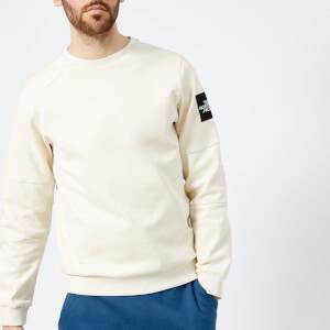 The North Face Men's Fine Crew Sweatshirt - Vintage White