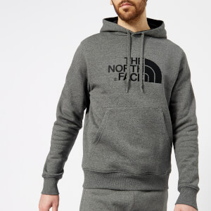 The North Face Men's Drew Peak Pullover Hoody - TNF Medium Grey Heather