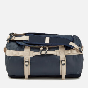 The North Face Basecamp Duffel Bag - Small - Urban Navy/Crokery Beige