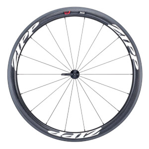 Zipp 404 Firecrest Carbon Clincher Tubeless Disc Brake Front Wheel