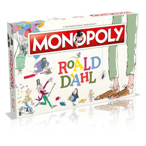 Monopoly Board Game - Roald Dahl Edition