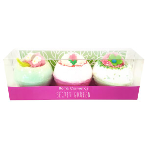Bomb Cosmetics Secret Garden Blasters Gift Pack