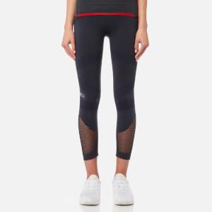 adidas by Stella McCartney Women's Train 3/4 Tights - Night Grey