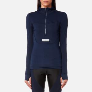 adidas by Stella McCartney Women's Long Sleeve Run Top - Collegiate Navy