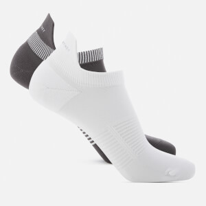 adidas by Stella McCartney Women's Low-Cut Socks 2 Pairs - Night Steel
