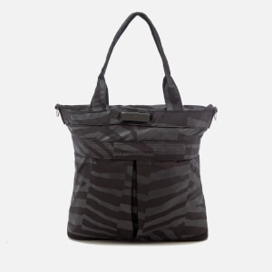 adidas by Stella McCartney Women's Essentials Tote Bag - Black/Gun Metal/White