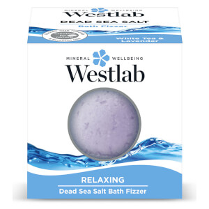 Westlab Relaxing Dead Sea Salt Bath Fizzer