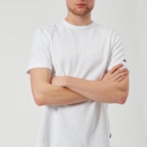 Champion X Beams Men's North Logo T-Shirt - White