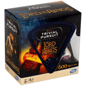 Trivial Pursuit Game - Lord of the Rings Edition