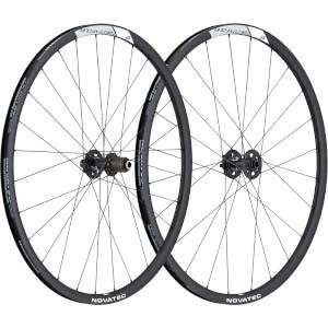 Novatec 24 Clincher Disc Wheelset