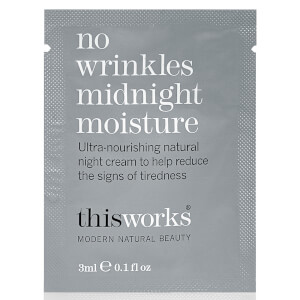 this works No Wrinkles Midnight Moisture 3ml (Free Gift)