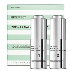BIOEFFECT EGF +2A Treatment 2 x 15 ml