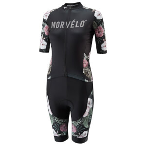 Morvelo Women's Mono Speedsuit - Reefer