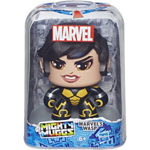 Figura Mighty Muggs La Avispa - Marvel