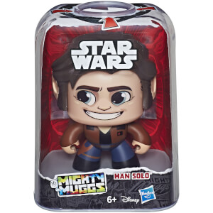 Figura Mighty Muggs Han Solo - Star Wars