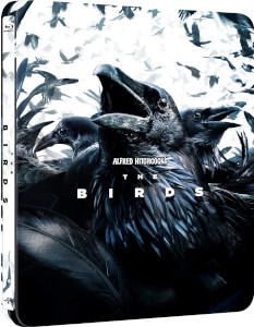 Alfred Hitchcock's Die Vögel 55. Geburtstag - Zavvi Exclusive Limited Edition Steelbook