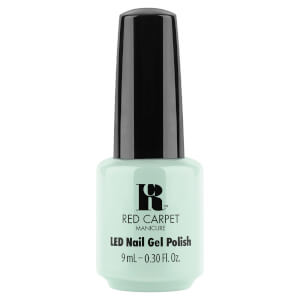Verniz de Gel da Red Carpet Manicure - Vintage Mint 9 ml