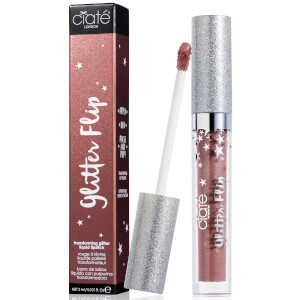 Ciaté London Glitter Flip Lipstick − Whisper