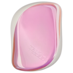 Tangle Teezer Compact Styler Holo Hero Detangler Hairbrush