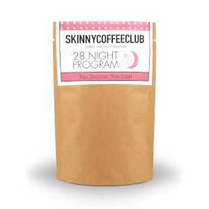 Skinny Coffee Club 28 Night Program