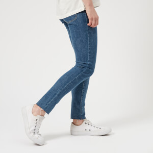 Levi's Women's 721 High Rise Skinny Jeans - Charged Up