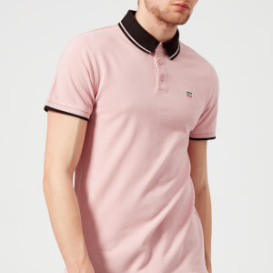 Levi's Men's Breaker Logo Polo Shirt - Pink