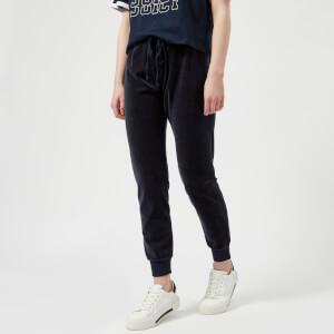 Juicy Couture Women's Velour Zuma Pants - Regal