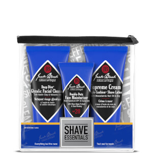 Jack Black Shave Essentials Set