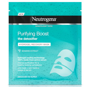 Neutrogena Purifying Boost Hydrogel Recovery Mask 30ml