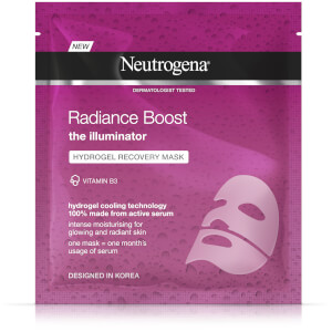 Neutrogena Radiance Boost Hydrogel Recovery Mask 30 ml