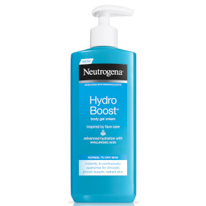 Neutrogena Hydro Boost Body Gel Cream 400ml
