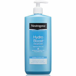 Neutrogena Hydro Boost Body Gel Cream Moisturiser for Normal to Dry Skin 400ml