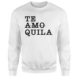 Sweat Homme Te Amo/Quila - Blanc