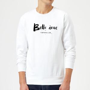 Belle Ame Sweatshirt - White