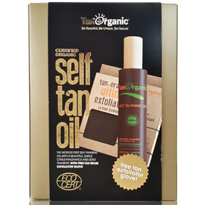 TanOrganic Self Tan Oil + Free Exfoliator