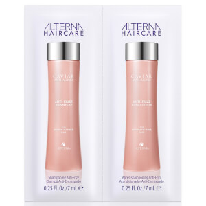 Alterna Caviar Anti-Frizz Shampoo and Conditioner Packette (Free Gift) (Worth $2)