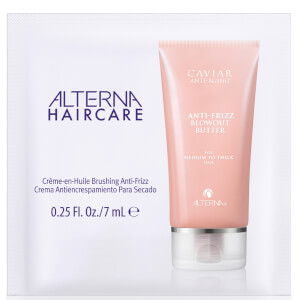 Alterna Caviar Anti-Frizz Blowout Butter Packette (Free Gift)