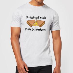 Zum Schmelzen T-Shirt - Grey